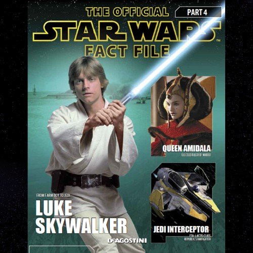 Star Wars Fact File | Collection
