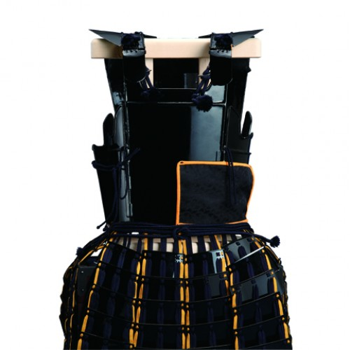 Samurai Armour scale model