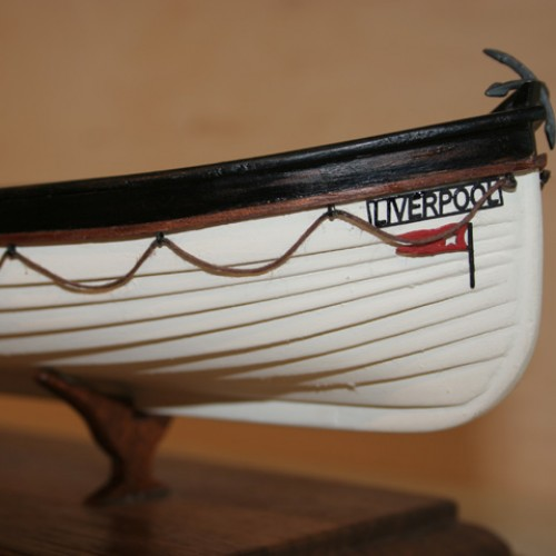 RMS Titanic Lifeboat