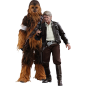 Han Solo & Chewbacca Figure Set | 1:6 Scale