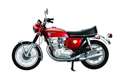 Build the Honda CB750 - Start for £1