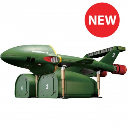 NEW: Build the Thunderbird 2