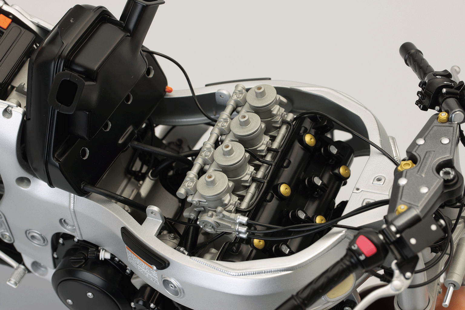 Suzuki Gsx 1300r Hayabusa Model Motorcycle Modelspace