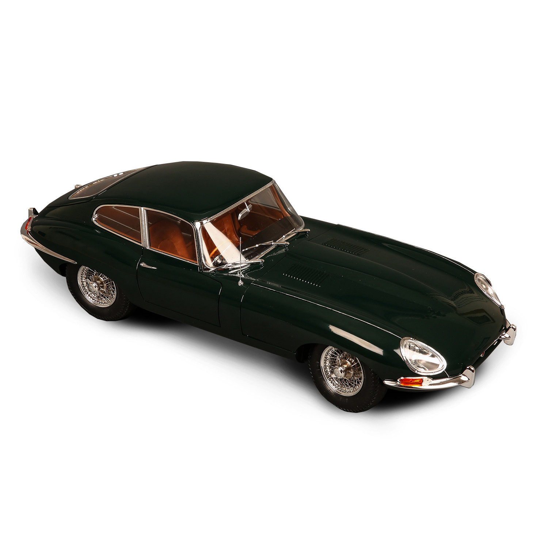 Jaguar E Type: Build The Jaguar E-Type