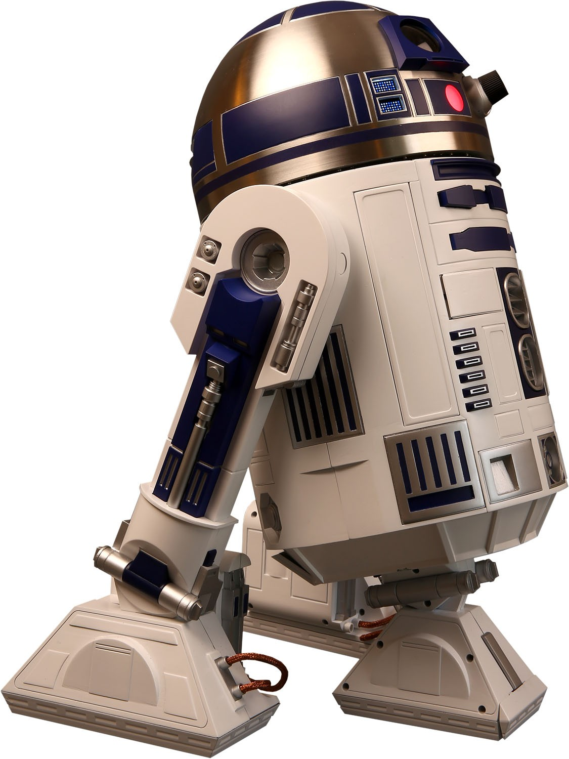build r2 d2 star wars 1 2 scale model
