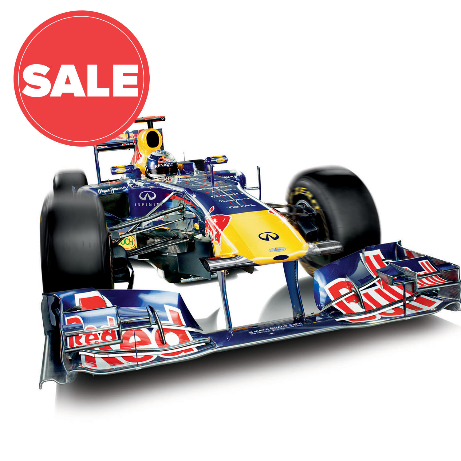 red bull racing rb7 model race car de agostini modelspace. Black Bedroom Furniture Sets. Home Design Ideas