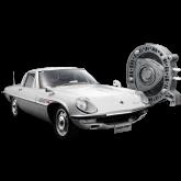 Mazda Cosmo   Scale 1:8   Full Kit