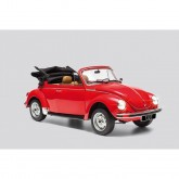 Build the VW Beetle Cabriolet Model Car | 1:8 Scale