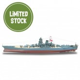 Battleship Yamato | 1:250 Model | Full Kit