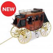 Stage Coach 1848 | 1:10 Model | Full Kit