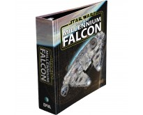 Star Wars Millennium Falcon Binders - Set of 2