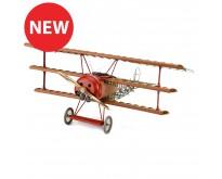 Fokker Dr.I Red Baron | 1:16 Model | Full Kit