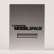 ModelSpace Portrait Binder