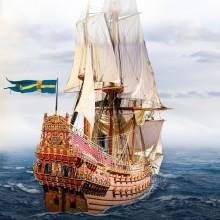Build the Vasa in 1:65 Scale
