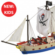 Pirate Ship | Kids Collection | Full Kit