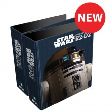 R2-D2 | 1:2 Model | Binders Set of two