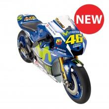 Valentino Rossi's Yamaha YZR M1 | 1:4 Model