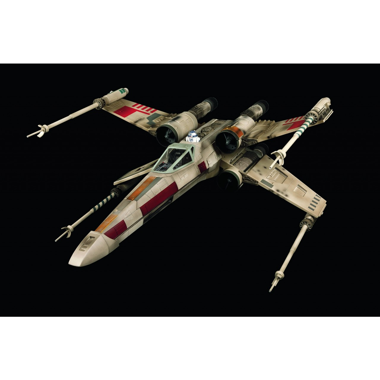 Build The Star Wars X Wing Model