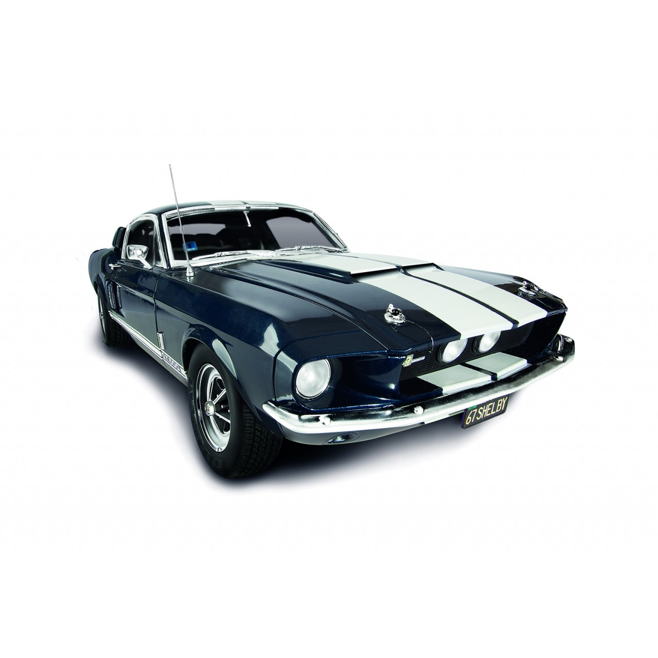 Build Your Own Mustang >> Ford Mustang Shelby Gt 500 Model Car Full Kit Modelspace