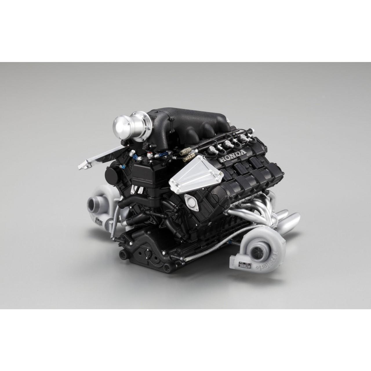 Build Your Own Car Kit >> Senna McLaren MP4/4 | 1:8 Model Car | Full Kit | ModelSpace