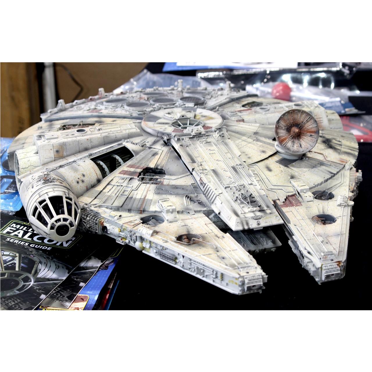 build the millennium falcon full kit 1 1 replica modelspace rh model space com Falcon Books Falcon Guide Tinyurl