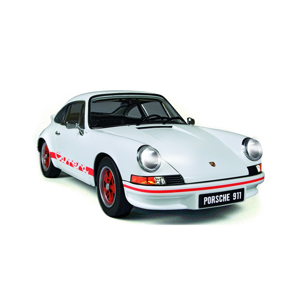 Build Model Porsche 911 Carrera