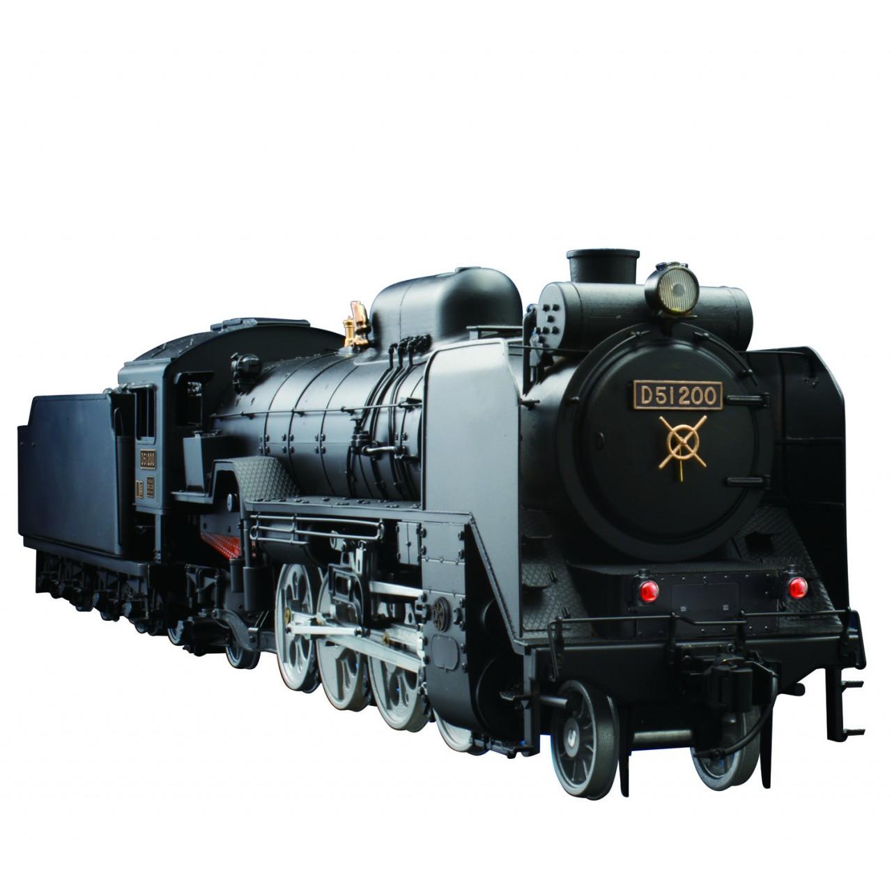 D51 200   1:24 Model   Full Kit