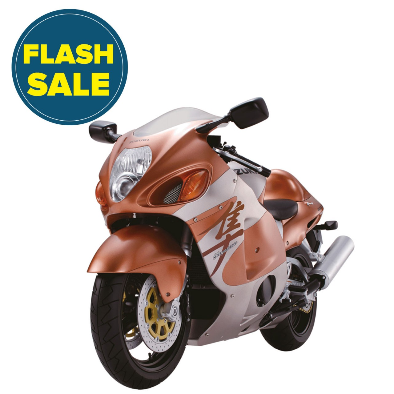 suzuki gsx 1300r hayabusa motorcycle model full kit | modelspace
