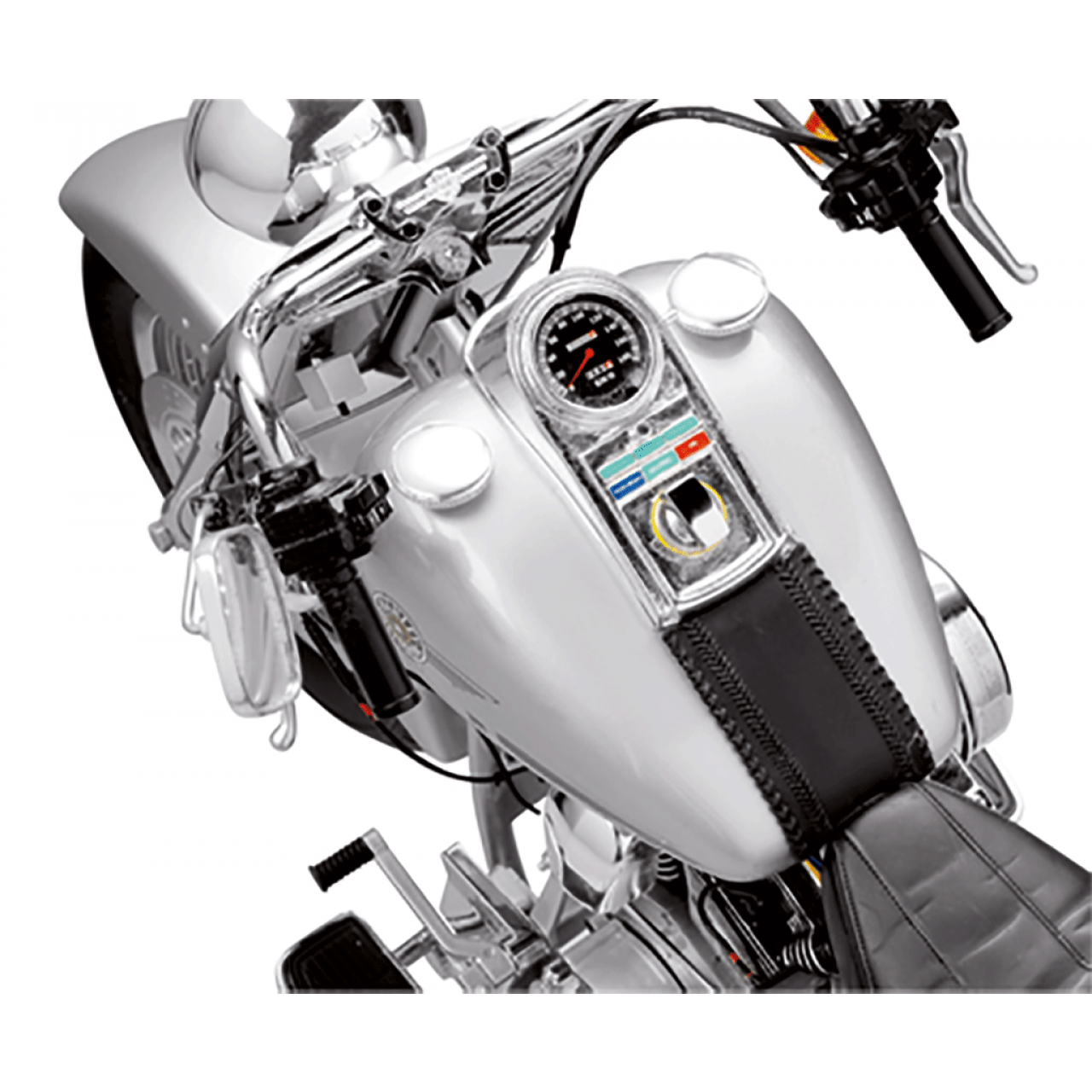 Harley Davidson Fat Boy Model 1:4 Scale | ModelSpace
