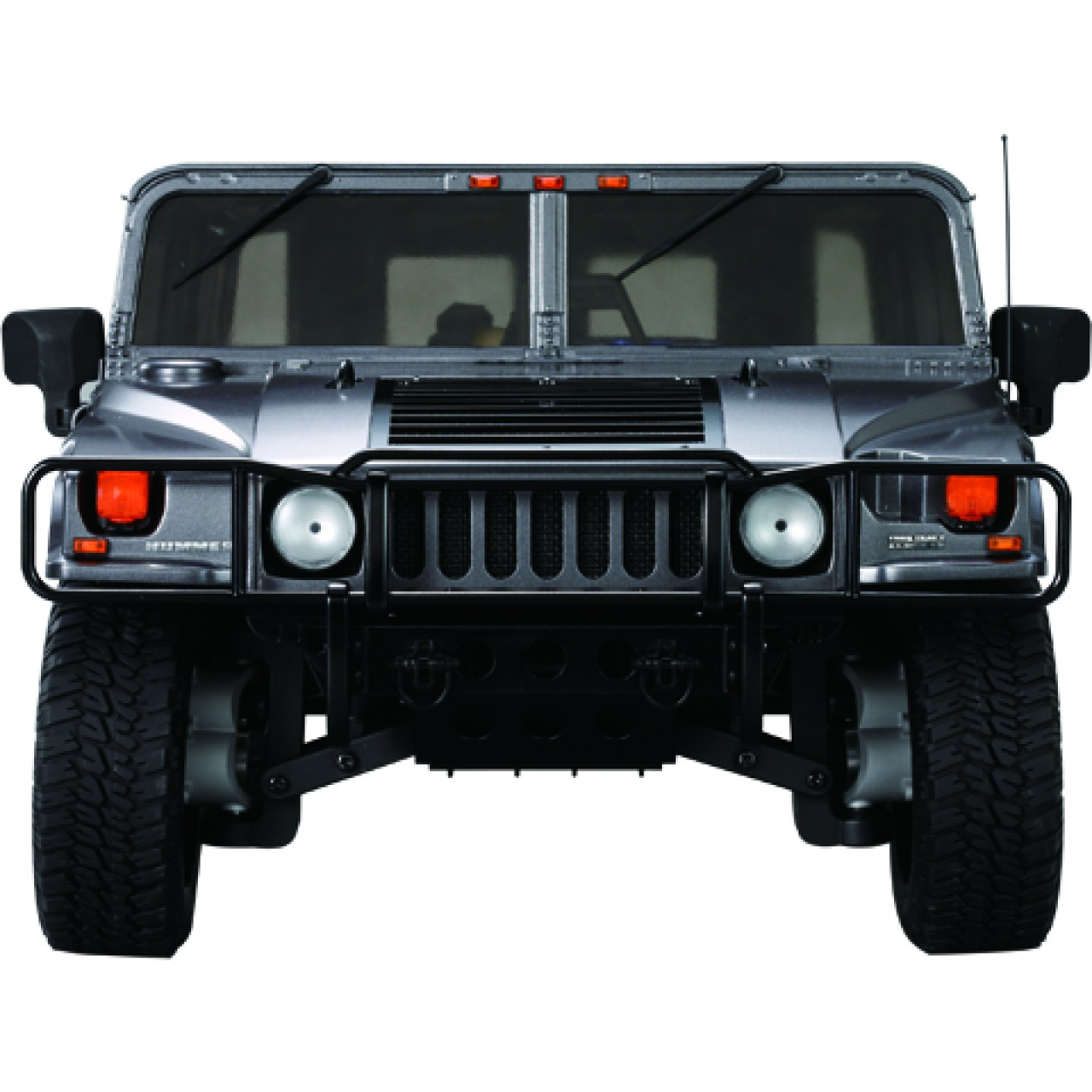 hummer h1 rc model car 1 8 scale de agostini modelspace