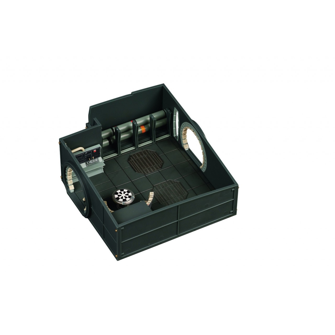 build the millennium falcon full kit 1 1 replica modelspace