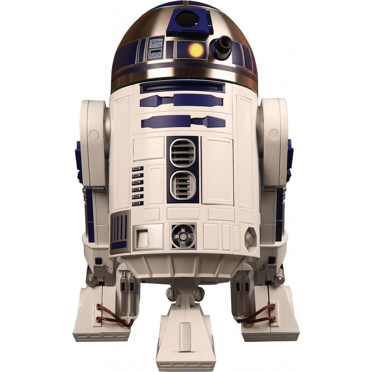 Build R2-D2 | 1:2 Scale | Premium Full Kit