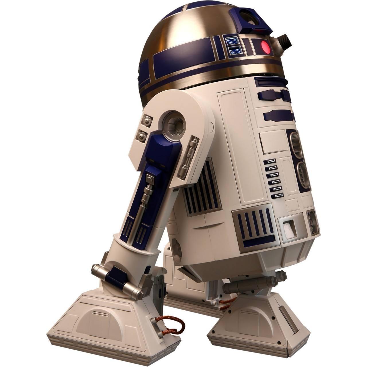 Build R2-D2   1:2 Scale   Premium Full Kit