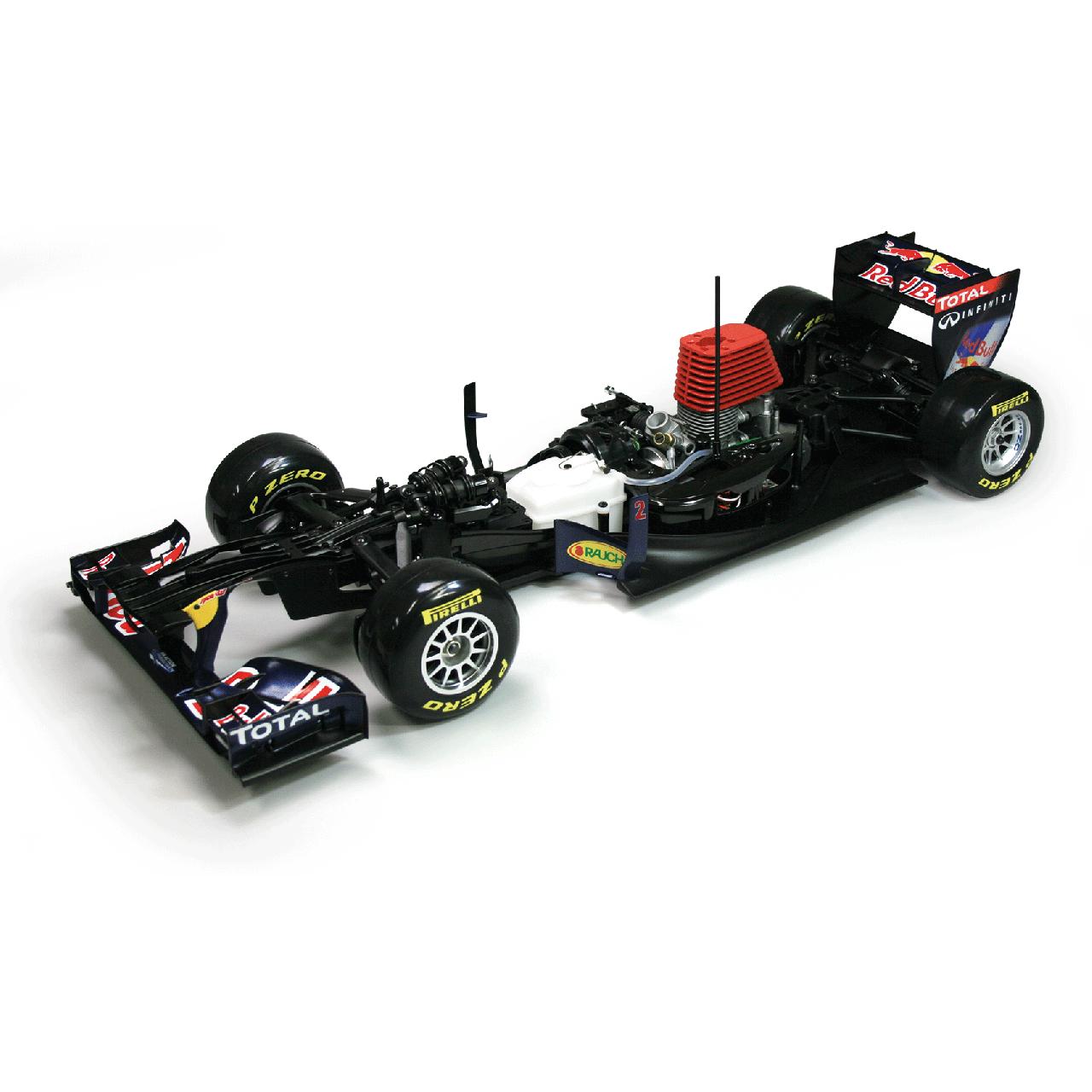 Red Bull Racing Rb7 Model Race Car De Agostini Modelspace