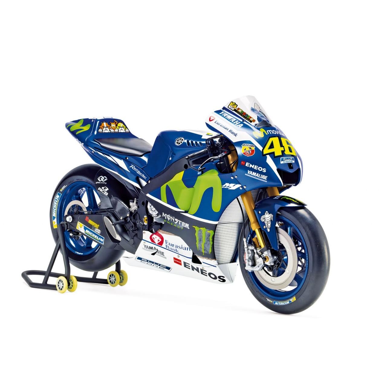 Valentino Rossis Yamaha Yzr M1 1 4 Modell
