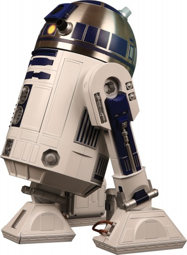 Build your own R2-D2 | Remote-control app-enabled