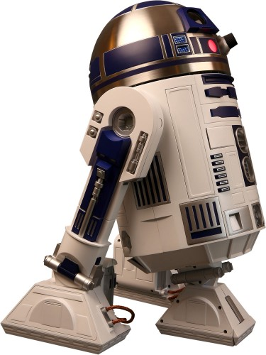 Build your own R2-D2 | Dual mode