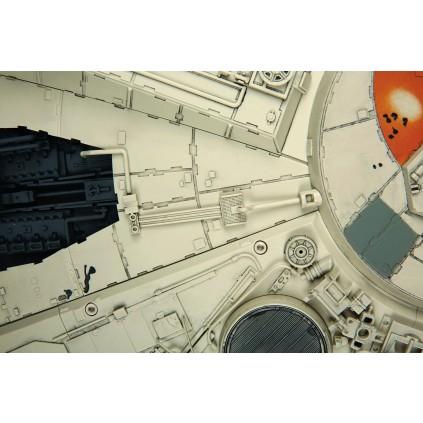 Build the Star Wars Millennium Falcon in 1:1 Scale