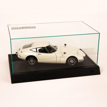 Toyota 2000GT Display Case - Model sold separately