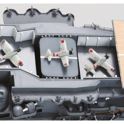 IJN Akagi 1:250 scale model