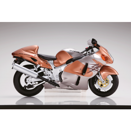 Suzuki Hayabusa scale model