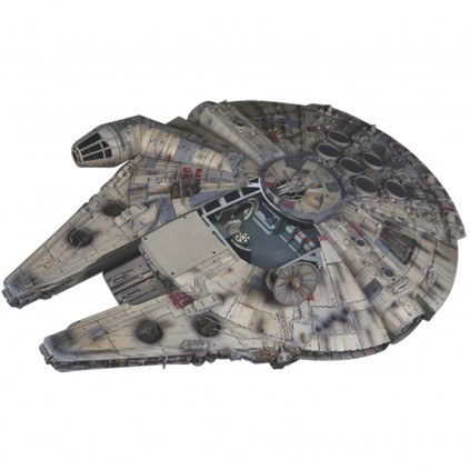 Build the Millennium Falcon - Preview