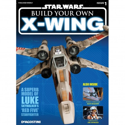 X-wing | 1:18 Scale | Magazine 1