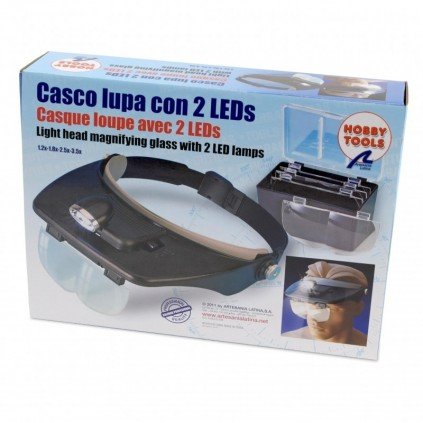 Handsfree Magnifying Glasses with Led Light