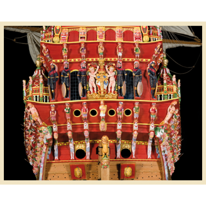 Build the Vasa in 1:65 Scale