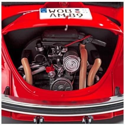 Build the VW Beetle Cabriolet Model Car | ModelSpace