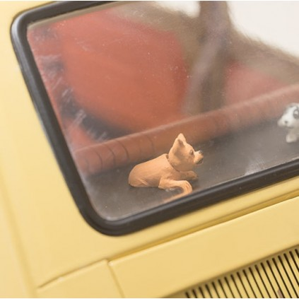 Build the Fiat 126 Model Car in 1:8 Scale | ModelSpace