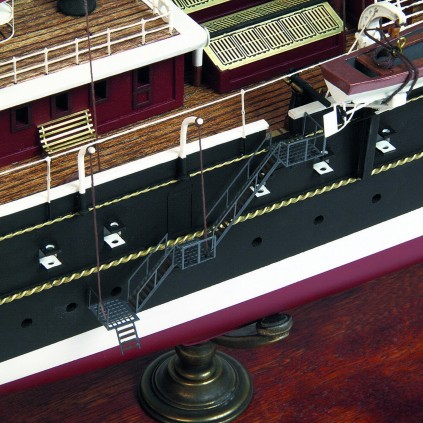 Build the Imperial Standart Model Yacht | ModelSpace
