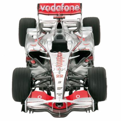 Build the McLaren MP4/23