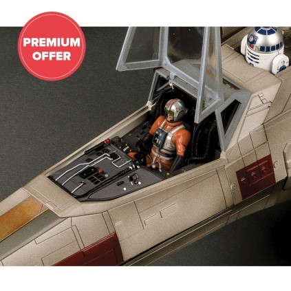 X-wing | Luke Skywalker Figure included in Premium Offer